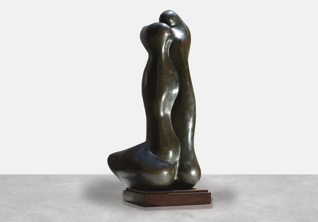 Seated lady-1
